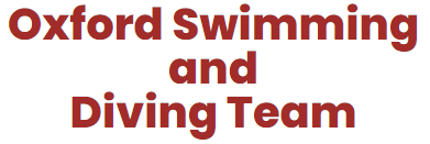 Oxford Swimming and Diving Team